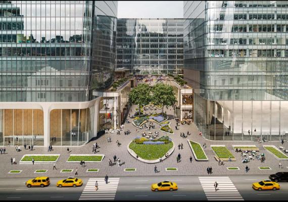 Manhattan West Development - New York