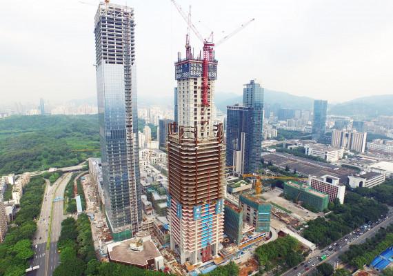 Shum Yip Tower One - Shenzhen, China